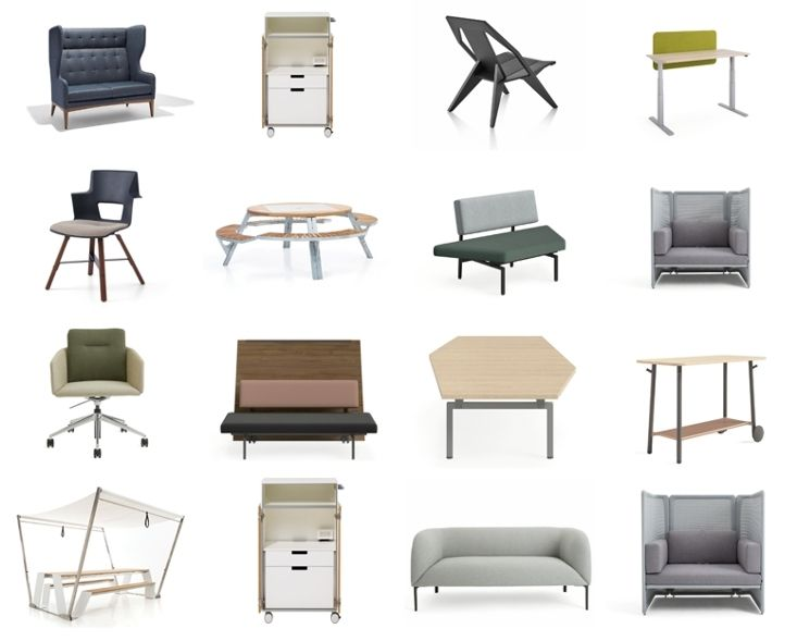 Steelcase Product Gallery
