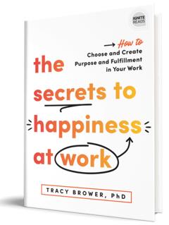 SecretWorkLifeHappinessBook